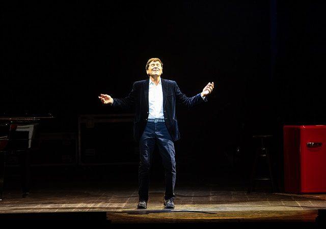 Gianni Morandi in acustico al Teatro Duse di Bologna