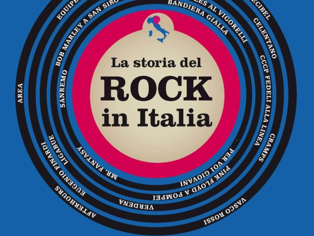 Il libro La Storia del Rock in Italia sarà ufficialmente presentato Sabato 16 Novembre a Milano