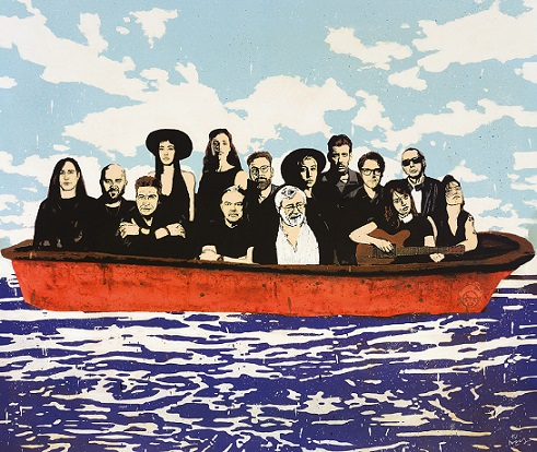 Francesco Guccini, svelata la copertina di Note di Viaggio