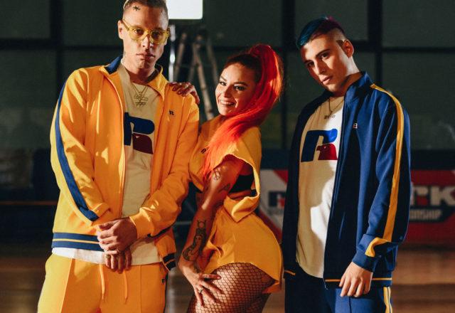 Mambolosco si aggiudica il Disco D'Oro per il singolo Twerk feat. Boro Boro