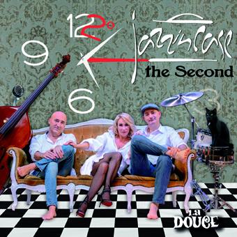 E' uscito per Irma Records il nuovo album dei Jazzincase intitolato The Second
