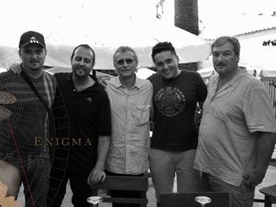 Musicalnews ad Ibiza per il preascolto in anteprima di Seven Lives Many Faces, nuovo cd di Enigma