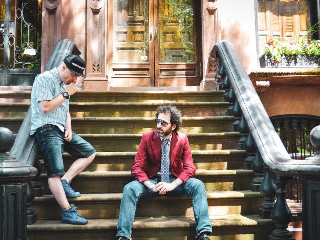 Il duo jazz/ hip hop Bardamù lo scorso Venerdì ha pubblicato due singoli