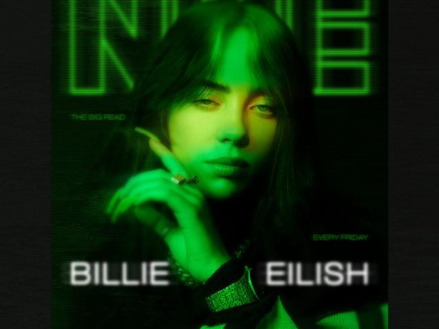 La matura Billie Eilish artista dell'anno anche in Italia