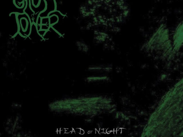 Ghost Tower – Head of Night (Paragon Records)