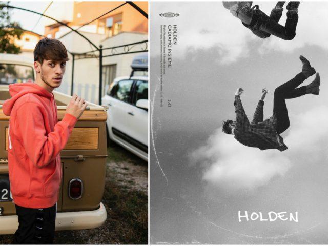 E' online il videoclip di Cadiamo Insieme (edito da Sony Music), il nuovo singolo di Holden