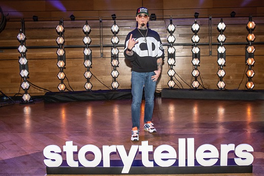 J-Ax protagonista su VH1 Storytellers