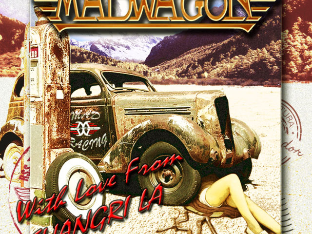Madwagon – With Love from Shangri La (Autoproduzione)