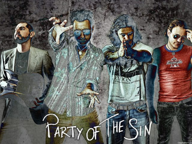 Party of the Sin – Party of the Sin (Autoproduzione)