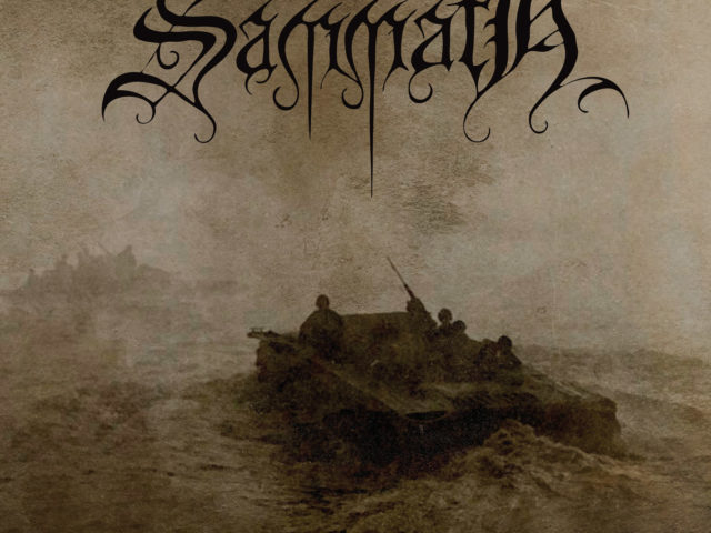 Sammath – Across The Rhine is only Death (Hammerheart Records)