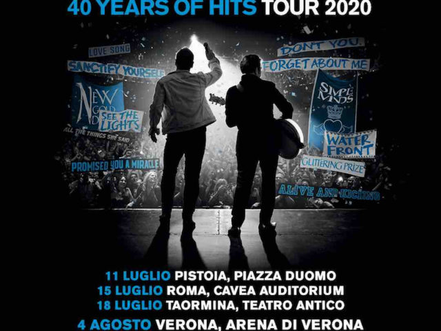 Don't you forget about me: i quattro concerti italiani dei Simple Minds la prossima estate