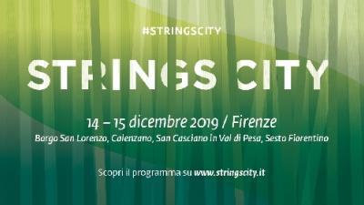 Strings City 2019 a Firenze, magico palcoscenico degli strumenti a corde per un festival diffuso nei luoghi d'arte