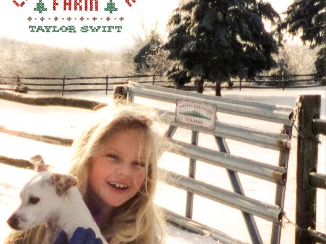 Esce oggi in digitale e in streaming Christmas Tree Farm, il brano natalizio di Taylor Swift.