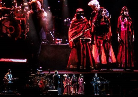 U2, a Mumbai performance con A.R. Rahaman