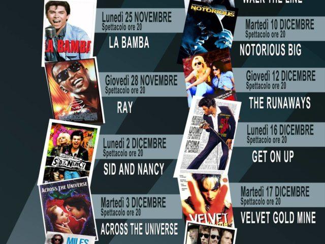 A Cagliari la rassegna cinematografica musicale La Grande Musica: stasera il film sulle Runaways …