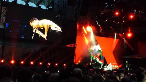 18 Luglio 2013: San Siro soldout per i Depeche Mode