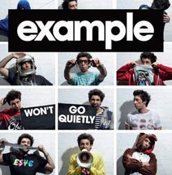 Una concentrazione di puro Elettro-Pop e Rap nel primo album di Example pubblicato in Italia
