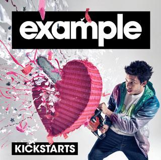 Kickstats, nuovo singolo del pop-rap Example