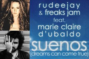 Suenos, ed il ritmo di Marie Clarie D'Ubaldo e' sempre piu' Magic
