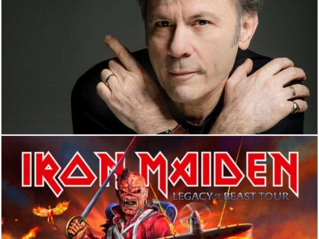 Merenda Rock Marketing: cosa ci fa Bruce Dickinson degli Iron Maiden sui nostri banner pubblicitari?