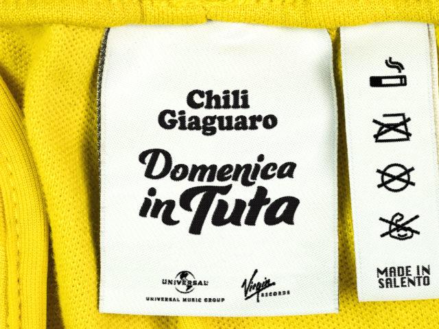 I Chili Giaguaro tornano con Domenica in Tuta