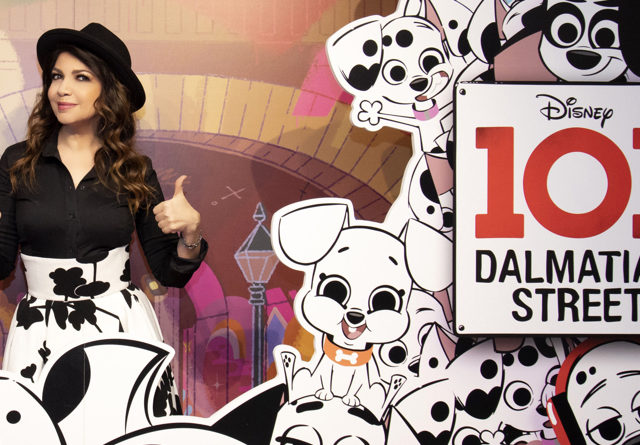 Cristina D'Avena, prima volta con Disney per 101 Dalmatian Street