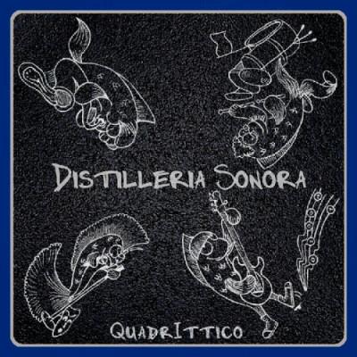 Distilleria Sonora (band che nasce dalle ceneri dei Memento) pubblica l'ep QuadrIttico
