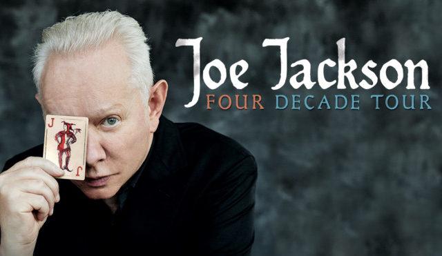 Joe Jackson in concerto Martedì 19 Marzo a Roma