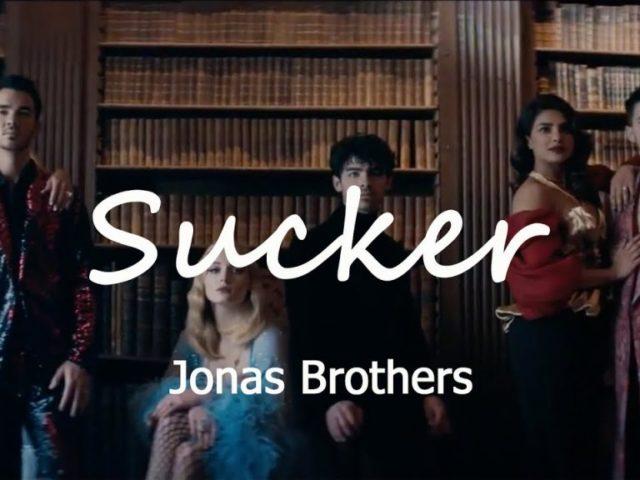 Sucker, il nuovo singolo che segna il ritorno dei Jonas Brothers dopo 6 anni di silenzio