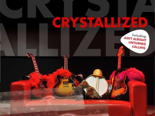 The Crystal Flowers – Crystallized (Italdisco / Vangelo Day Edizioni 2019) un rock 70's immutato nel tempo vissuto calpestando vetri rotti