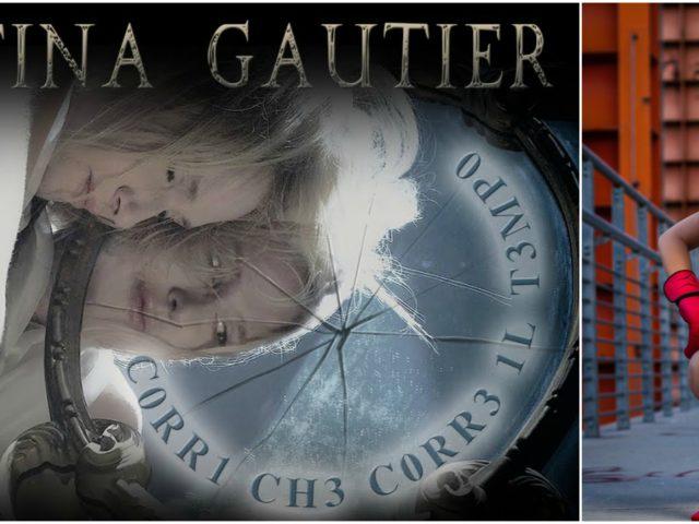 70esimo Festival di Sanremo: con piglio da boxeur, posa sexy e post al vetriolo, c'è anche Valentina Gautier ..
