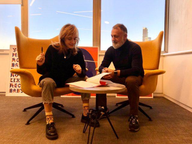 Giulia Ananìa rinnova il contratto in esclusiva con Warner Chappell Music Italia