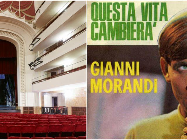 Nuove date degli spettacoli in scena al Teatro Duse di Bologna, compreso Gianni Morandi