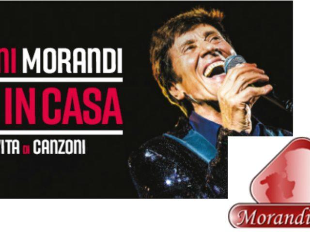 Rinviati i concerti di Gianni Morandi al Teatro Duse del 26 e 27 Febbraio