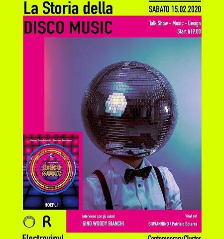 A Roma happening night per La storia della disco music