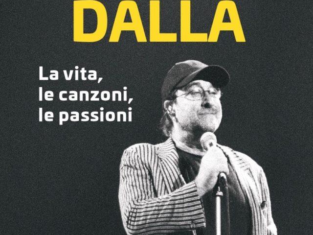 Dal 4 Febbraio un nuovo libro su Lucio Dalla, scritto da Salvatore Coccoluto
