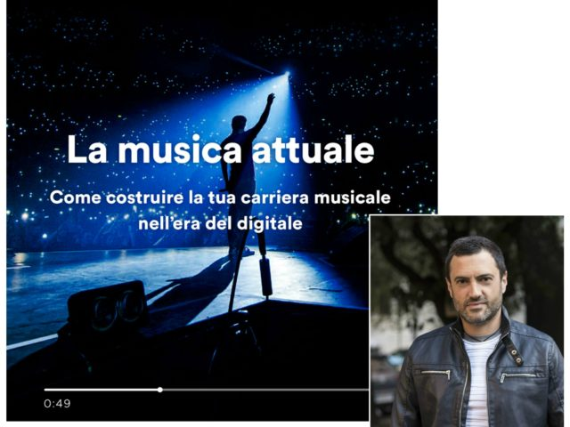 La Musica Attuale: il primo libro di Massimo Bonelli verrà pubblicato Mercoledì 19 Febbraio 2020
