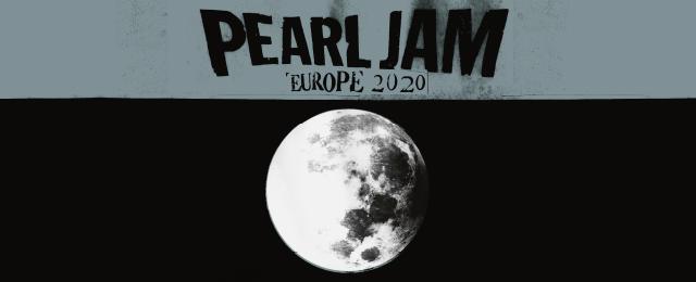 Dal 25 Giugno al 22 Luglio il tour europeo dei Pearl Jam