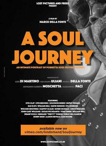 Porretta Soul Festival, premio al documentario A Soul Journey al London Independent Film Festival