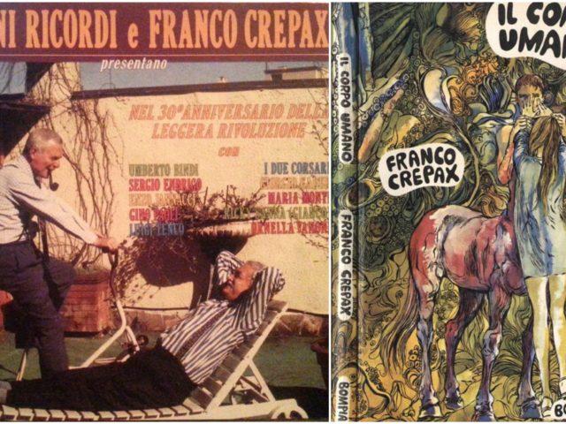 Un altro pezzo della discografia italiana ci lascia: addio a Franco Crepax ..