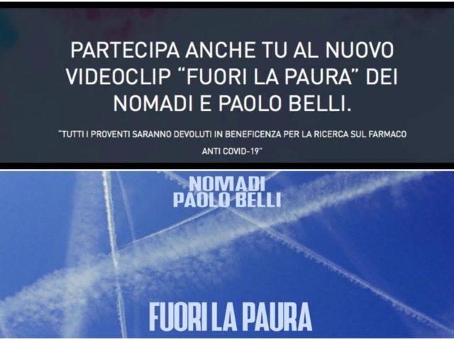 Partecipa al videoclip del brano Fuori La Paura, assieme ai Nomadi ed a Paolo Belli