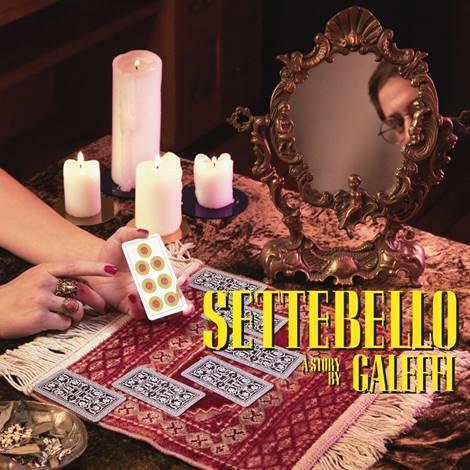 Esce oggi Settebello, il nuovo album del cantautore romano Galeffi, prodotto dai Mamakass