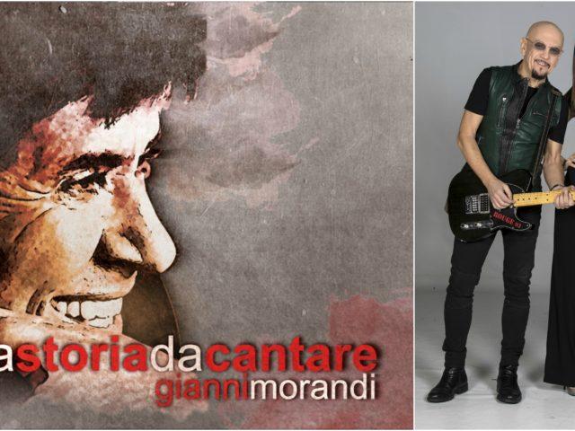 Sabato 7 Marzo in prima serata su Rai1 non perdete Una Storia da Cantare, dedicata a Gianni Morandi