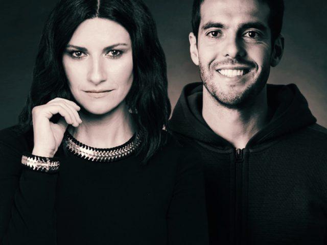 Oggi la diretta con Laura Pausini e Kakà, anche per capire come Italia e Brasile stiano vivendo la situazione attuale