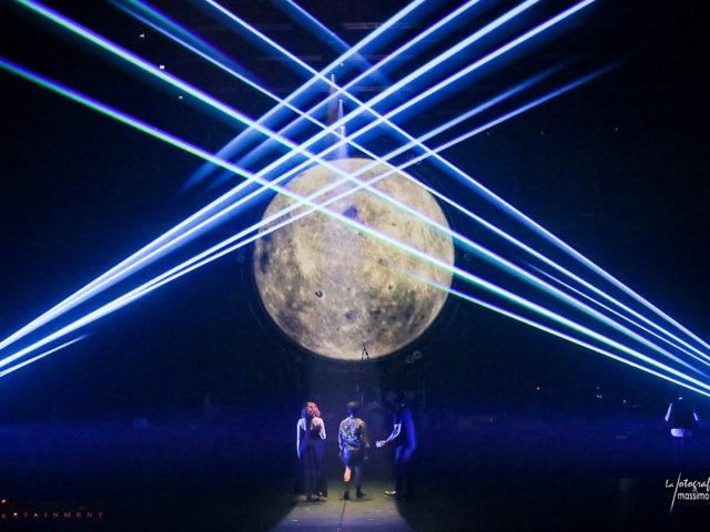 Shine Pink Floyd Moon al Teatro Olimpico di Roma dal 3 all'8 marzo