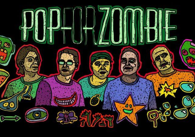 PopForZombie: un nuovo EP prodotto da Max Casacci .Prime anticipazioni.