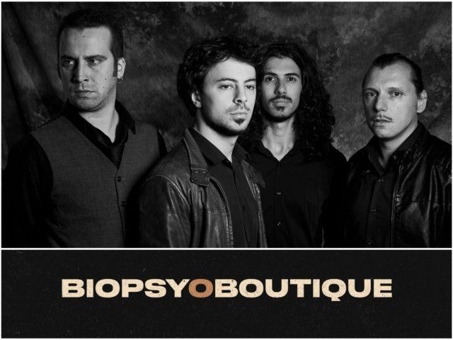 Secondo singolo per il rock blues dei vicentini Biopsy O Boutique accompagnato da un videoclip pieno di carte magiche