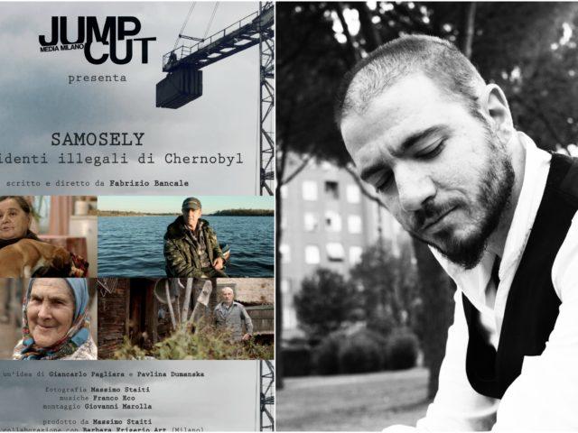 Samosely – I residenti illegali di Chernobyl, documentario con la colonna sonora composta da Franco Eco: sarà Domenica 26 Aprile all'interno di Speciale Tg1.