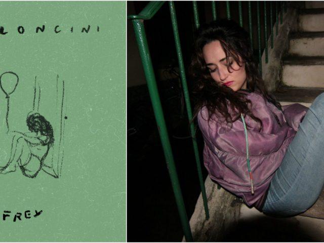 Palloncini da Venerdì 8 Maggio: nuovo singolo della giovane cantautrice Frey feat. Seck