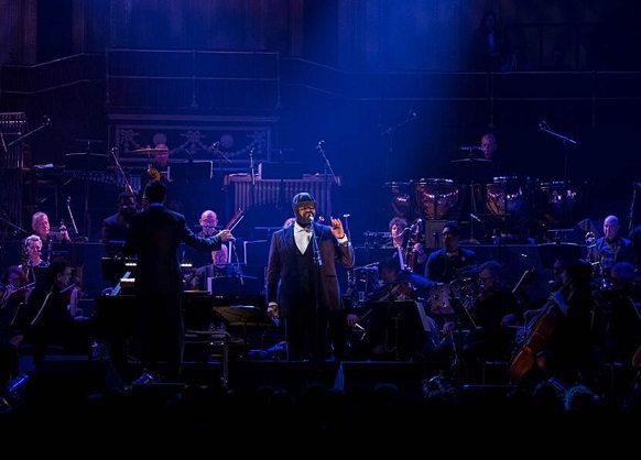 Gregory Porter, su YouTube il concerto alla Royal Albert Hall